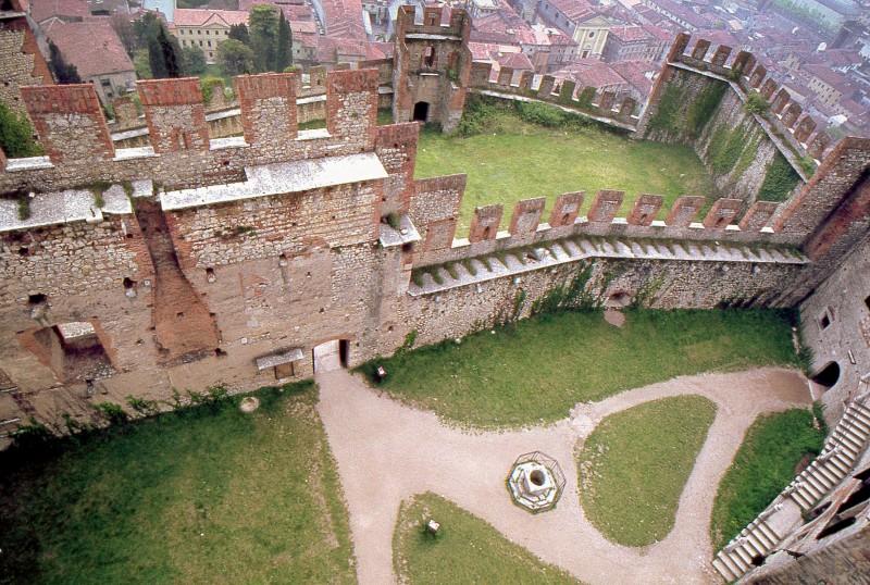 ''Dal Mastio del Castello'' - Soave