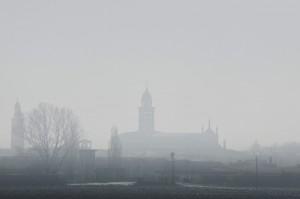 Nebbia in Valpadana