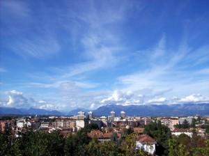Il cielo di Udine