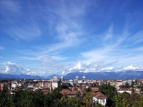 Udine - Il cielo di Udine
