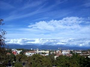 Il cielo di Udine 2