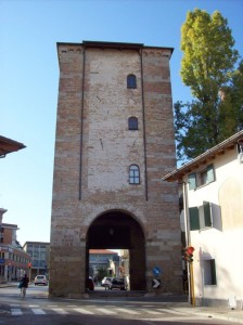 Torre di Porta Villalta