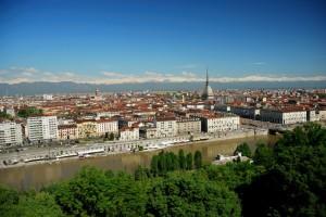 Panorama dai Capuccini