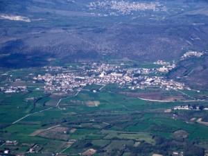 San Demetrio ne' Vestini e la valle dell'Aterno