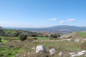 Lariano vista dal Piano della Civita