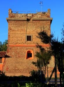 torre di avvistamento di  Foce Verde (LT)