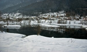 Il fiume Sarca