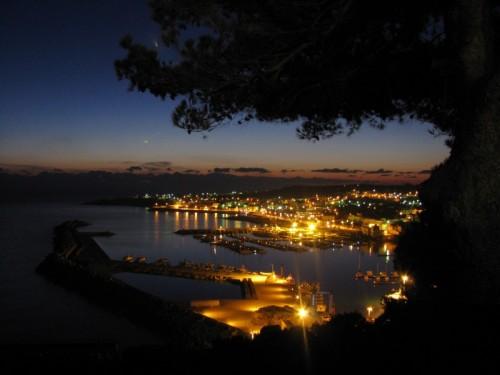Castrignano del Capo - s.maria di leuca il tramonto