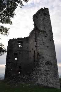 Il castello di Sorli