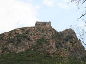 Volterraio , il castello