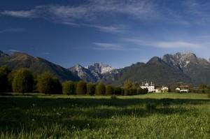 Villa Tauro alle Centenere e Sass de Mura