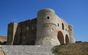 Bernalda, il castello