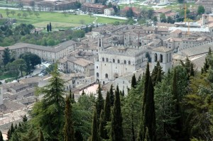Gubbio Panorama