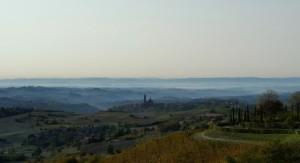 Piovà Massaia tra le colline del Monferrato