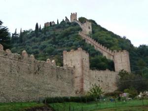 Le mura di Marostica