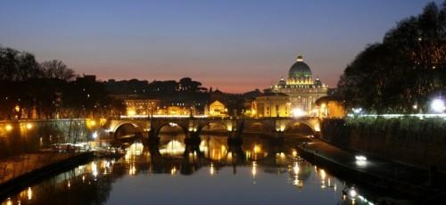 Roma - Serata di tramontana