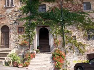 Panorama Ingresso abitazione Pittoresca