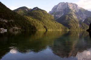 Il lago del Predil