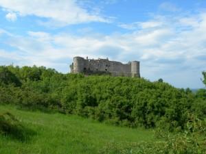 Castello di Migiana di Monte Tezio