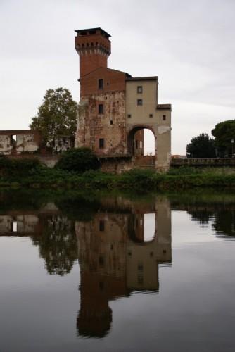 Pisa - venivano varate le navi Pisane