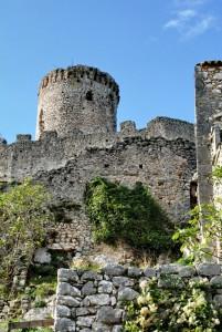 Roccapipirozzi ed il suo castello