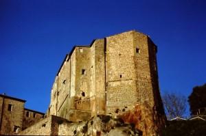 Fortezza Orsini: la Rocca Aldobrandesca