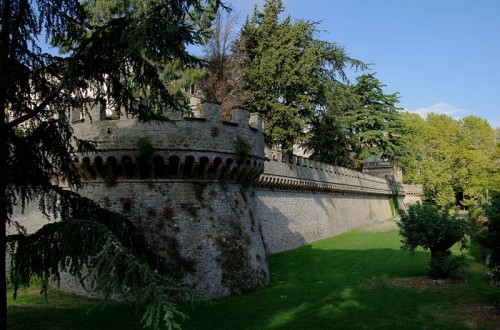 Grottaferrata - Il fossato