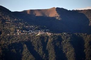 Vista di Pigra