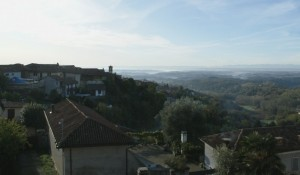 I tetti di Pino d'Asti