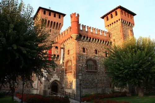 Montichiari - il castello Bonoris