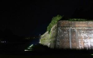 luci sotto le Mura