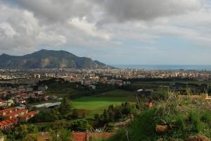 Palermo dai monti