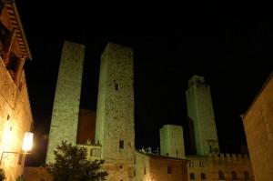 Le torri di San Gimignano