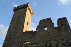 La torre di Castelnuovo Magra