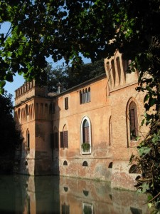 Il castello di Cicognolo