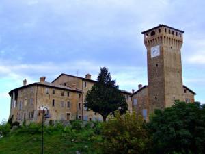 Torre dell'Orologio del Castello di Levizzano Rangone