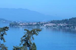 il Lago Maggiore - da Meina