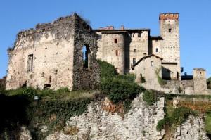 Castello Maligari nella frazione (Villar)