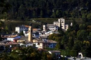 Terlago Panorama e Castello