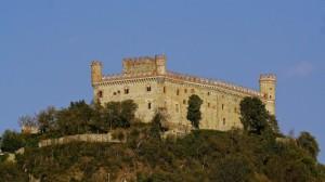 Il castello di Montalto.