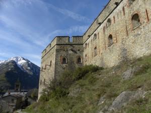 Vinadio ed il Forte Albertino