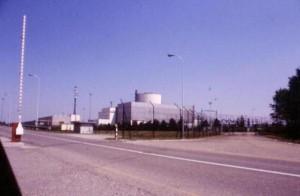 LA VECCHIA (nuova) CENTRALE NUCLEARE DI CAORSO