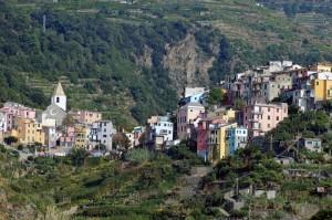 Corniglia. Le Cinque Terre.