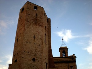 La poliedrica Rocca Leonina
