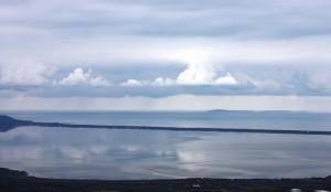 Lago di varano, mare adriatico, isole tremiti