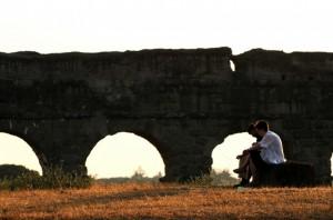 Relax all'ombra dell'antico acquedotto