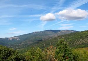 Cielo e montagne di Barbagia