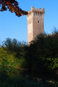 Torre in autunno