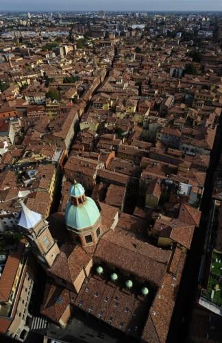 Bologna - Sugli Asinelli bolognesi....