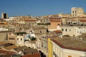 """Il quartiere """"Castello"""" di Cagliari"""